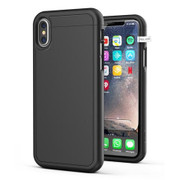Encased Slimshield Case iPhone X/Xs - Black