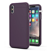Encased Slimshield Case iPhone X/Xs - Purple
