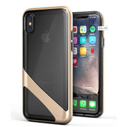 Encased Reveal Case iPhone X/Xs - Gold