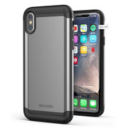 Encased Scorpio Case iPhone X/Xs - Grey