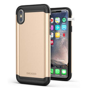 Encased Scorpio Case iPhone X/Xs - Gold