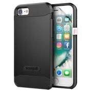 Encased Scorpio R5 Case iPhone 8/7 - Black