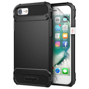 Encased Scorpio R7 Case iPhone 8/7 - Black