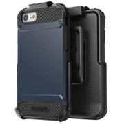 Encased Scorpio R7 Case iPhone 8/7 with Holster - Blue