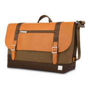 "Moshi Carta Compact Messenger Bag up to 13"" Laptop - Brown"
