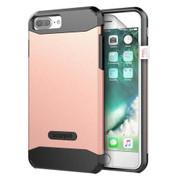 Encased Scorpio R5 Case iPhone 8+/7+ Plus - Rose Gold