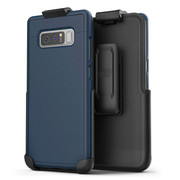 Encased Slimshield Case Samsung Galaxy Note 8 with Holster - Blue