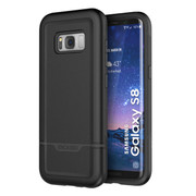 Encased Rebel Case Samsung Galaxy S8 - Black