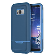 Encased Rebel Case Samsung Galaxy S8 - Blue