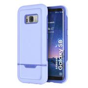 Encased Rebel Case Samsung Galaxy S8 - Periwinkle Purple