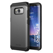 Encased Scorpio R5 Case Samsung Galaxy S8 - Gunmetal Grey