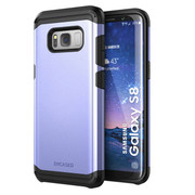 Encased Scorpio R5 Case Samsung Galaxy S8 - Periwinkle Purple