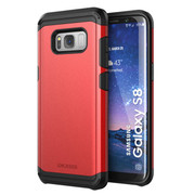 Encased Scorpio R5 Case Samsung Galaxy S8 - Red