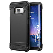 Encased Scorpio R7 Case Samsung Galaxy S8 - Black