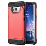 Encased Scorpio R7 Case Samsung Galaxy S8 - Red