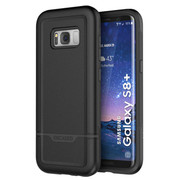 Encased Rebel Case Samsung Galaxy S8+ Plus - Black