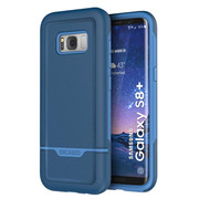 Encased Rebel Case Samsung Galaxy S8+ Plus - Blue