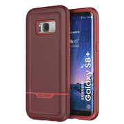 Encased Rebel Case Samsung Galaxy S8+ Plus - Red