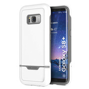 Encased Rebel Case Samsung Galaxy S8+ Plus - White