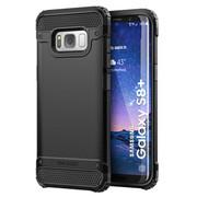 Encased Scorpio R7 Case Samsung Galaxy S8+ Plus - Black
