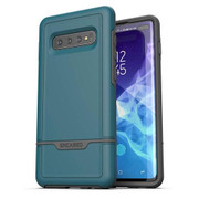 Encased Rebel Case Samsung Galaxy S10+ Plus - Angel Blue