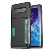 Encased Phantom Wallet Case Samsung Galaxy S10 - Black