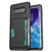 Encased Phantom Wallet Case Samsung Galaxy S10+ Plus - Black