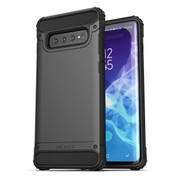 Encased Scorpio Case Samsung Galaxy S10+ Plus - Black