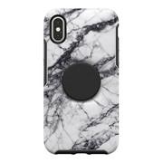 OtterBox Otter + Pop Symmetry Case iPhone X/Xs - White Nebula