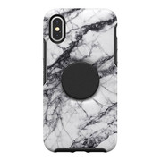 OtterBox Otter + Pop Symmetry Case iPhone X/Xs - White Nebula