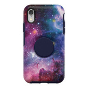 OtterBox Otter + Pop Symmetry Case iPhone XR - Blue Nebula