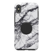 OtterBox Otter + Pop Symmetry Case iPhone Xs Max - White Nebula