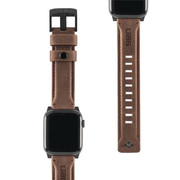"UAG Apple Watch 40""/38"" Leather Strap - Brown"