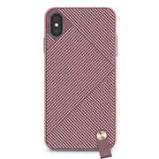 Moshi Altra Case iPhone Xs Max - Blossom Pink