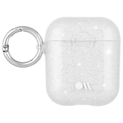 Case-Mate Flexible Air Pods Hook Ups Case and Neck Strap - Clear