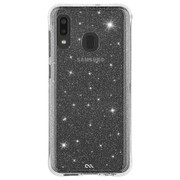 Case-Mate Sheer Crystal Case Samsung Galaxy A20/A30 - Clear