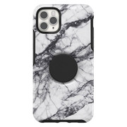 OtterBox Otter + Pop Symmetry Case iPhone 11 Pro Max - White Marble