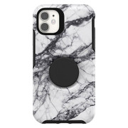 OtterBox Otter + Pop Symmetry Case iPhone 11 - White Marble