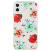 Case-Mate Prabal Gurung Case iPhone 11 - Clear Floral
