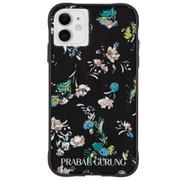 Case-Mate Prabal Gurung Case iPhone 11 - Black Floral