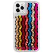 Case-Mate Prabal Gurung Case iPhone 11 Pro Max - Rainbow Waterfall