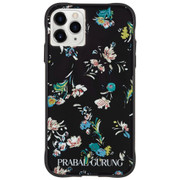 Case-Mate Prabal Gurung Case iPhone 11 Pro - Black Floral