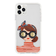 Case-Mate Rifle Paper Case iPhone 11 Pro - Gorgeous Girl