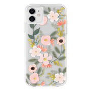 Case-Mate Rifle Paper Case iPhone 11 - Wild Flowers