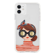 Case-Mate Rifle Paper Case iPhone 11 - Gorgeous Girl
