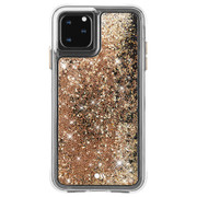 Case-Mate Waterfall Case iPhone 11 Pro - Gold