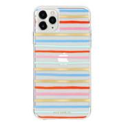 Case-Mate Rifle Paper Case iPhone 11 Pro - Happy Stripe