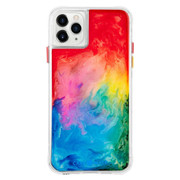 Case-Mate Tough Watercolour Case iPhone 11 Pro Max - Rainbow Splash