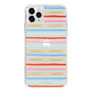 Case-Mate Rifle Paper Case iPhone 11 Pro Max - Happy Stripe