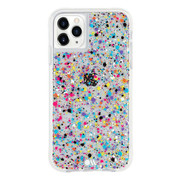 Case-Mate Tough Spray Paint Case iPhone 11 Pro - Rainbow Flecks
